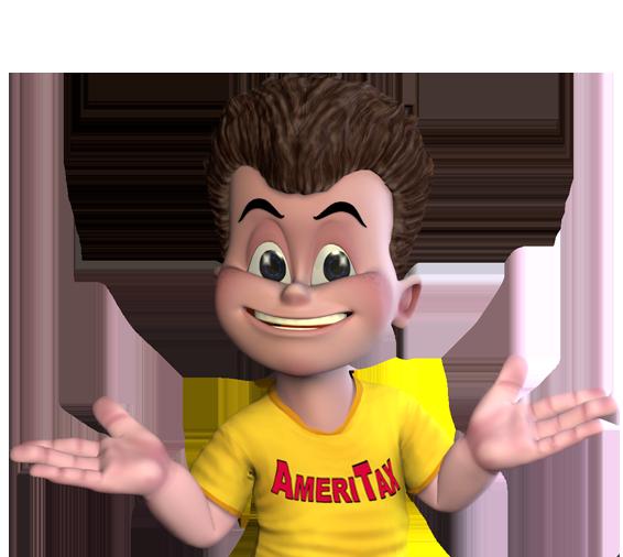 Ameritax character